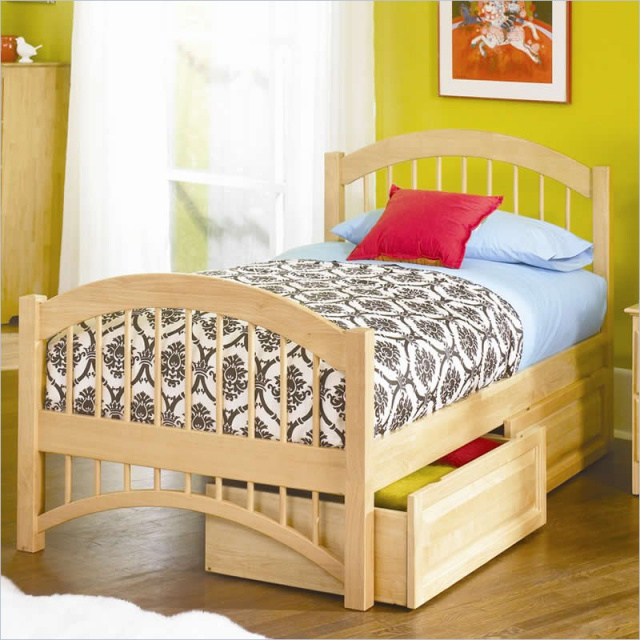 kid's full size beds